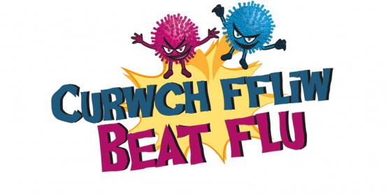Beat Flu logo